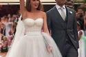 صورة من حفل زفاف الممثلة البرازيلية ماري روي