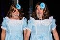 صور: ثنائيات مشاهير صدموا الجميع بأزياء الهالوين هذه النجمة هي الملكة