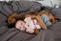 صور تظهر لك علاقة الصداقة القوية بين الأطفال والكلاب