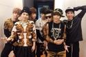 BTS في بدايتهم عام 2013