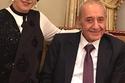 السيدة رندة بري زوجة رئيس مجلس النواب اللبناني