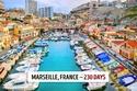 مارسيليا - فرنسا : 230 يوم مشمس