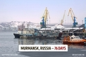 مورمانسك - روسيا: 76 يوم مشمس