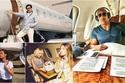 صور: أسعار الطائرات الخاصة  التي يمتلكها النجوم.. أحدهم لديه 4 طائرات