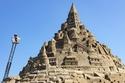 أعلى قلعة رملية في العالم
