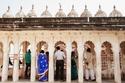 أحد المعابد الشهيرة في الهند