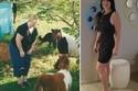 صور أشخاص يعلنون قوة الإرادة والتحدي في صور: قبل وبعد الريجيم