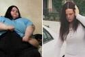 لن تتخيل كيف أصبح شكل هذه الفتاة بعد خسارة 240 كيلو من وزنها...شاهدوا الصور!