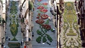 صور: أروع السلالم حول العالم.. هل تتمتع بقلب سليم لصعود هذا الدرج؟