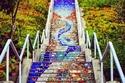 16th Avenue Tiled Steps - كاليفورنيا