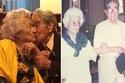 الثنائي الذي يعرف بإنه أكبر المتزوجين سناً في العالم