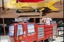 بالصور: فقط في نيجيريا تابوت المتوفي يعبر عن عمله