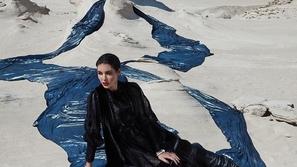 ياسمين صبري تظهر بإطلالة مختلفة على غلاف مجلة