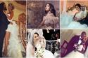 صور: حفلات من ألف ليلة وليلة وفساتين جريئة..أعراس نجوم الخليج المثيرة