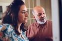 فيلم عشم عام 2012 وظهرت بوجه ممتليء ووزن زائد