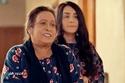 النجمة حياة الفهد في مسلسل حدود الشر عام 2019