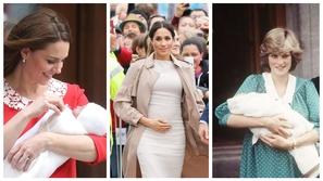 صور: 20 قاعدة ملكية عن الحمل والولادة.. فهل تلتزم بهم ميغان ماركل؟