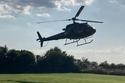 هليكوبتر تقل توم كروز تهبط في منزل عائلة وتفاجئهم