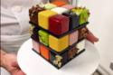 صور كعكاتRubik's Cake بتوقيع الشيف الفرنسيCédric Grolet 3