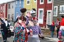 الكنديون يحتفلون بالكريسماس بالأقنعة المخيفة والملابس التحتية