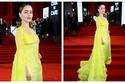 صور إطلالات النجوم في حفل جوائز الموضة: هذه النجمة ارتدت لحاف حرفياً