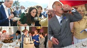 صور: أشياء ممنوع تناولها على أفراد العائلة المالكة.. منها الماء العادي