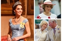 صور: بعد وفاة الملكة إليزابيث.. هل تحصل كيت على مكانة الأميرة ديانا؟