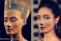الملكة المصرية نفرتيتي