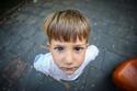 الطفل الأصغر كريم