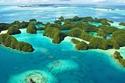 بالاو مكونة من عدة جزر صغيرة ومشهورة بالغطس