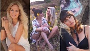 صور: أم تضع الرجال في حيرة.. يظنها الغرباء شقيقة ابنتها بسبب جمالها