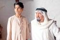 أثار الطفل أحمد بن حسين، جدلاً واسعاً بفي دوره بمسلسل رحى الأيام