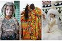 صور: عادات مدهشة ليس لها مثيل.. أروع أزياء الزفاف من مختلف دول العالم