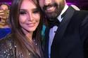 أميرة فراج مع زوجها أحمد فهمي بعد ااشهرة
