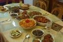 مائدة الإفطار في الجزائر