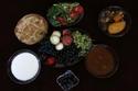 مائدة الإفطار في أفغانستان