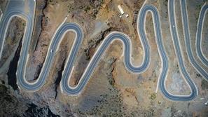صور: الطرقات السريعة للسعودية بأشكال هندسية مذهلة