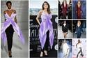 بنفس الفساتين: النجمات يتفوقن على عارضات الأزياء
