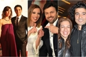 صور زوجات أكثر النجوم وسامة في العالم العربي