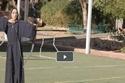 بطلة المملكة العربية السعودية في رياضة رمي السهام