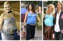 صور: نجمات تغيرت ملامحهن تمامًا بسبب الحمل.. تحول كيم كارداشيان مفاجأة