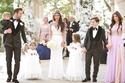 صور حفل زفاف نجم برشلونة سيسك فابريغاس واللبنانية دانييلا سمعان 1