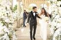 صور حفل زفاف نجم برشلونة سيسك فابريغاس واللبنانية دانييلا سمعان 2