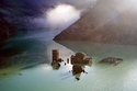 اختفت تحت الماء لأكثر من 40 عاماً وظهرت فجأة: تعرفوا على جزيرة الأشباح