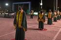 في البحرين: حفل تخرج طريف للطلاب داخل حلبة السباق