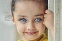 صور أوسع وأجمل عيون الأطفال على الإطلاق: نظرة تختصر الكون كله