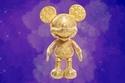 ميكي ماوس من الذهب