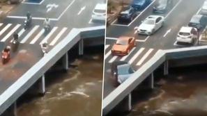 فيديو: وهم بصري لجسر يبتلع حركة المرور يثير حيرة الإنترنت!