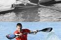 مسابقة القوارب.