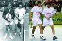 لعبة التنس.